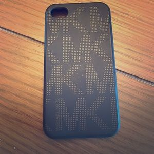 Michael Kors phone case for iPhone 5 or SE